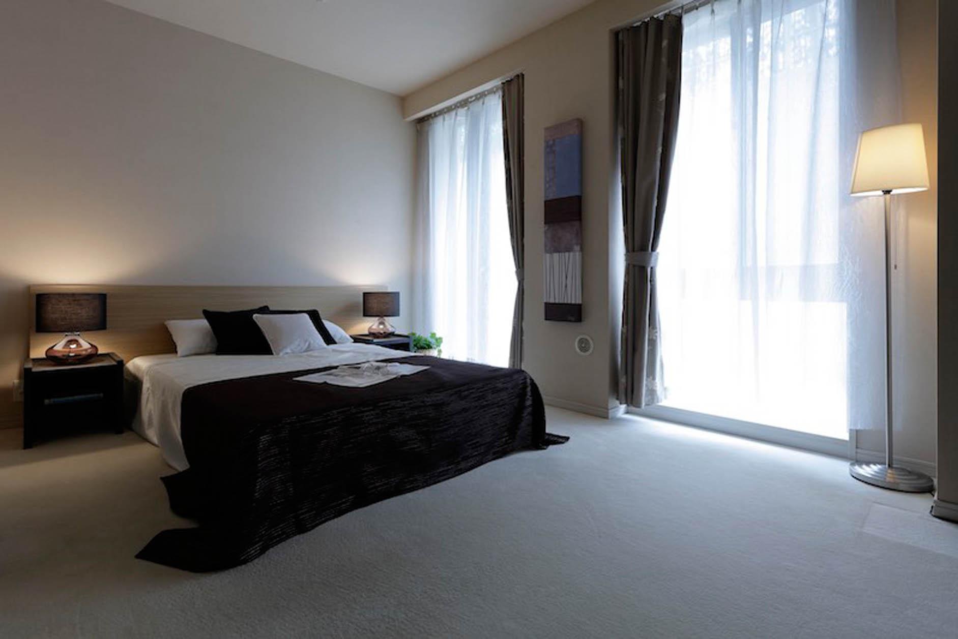 主寝室 イメージ