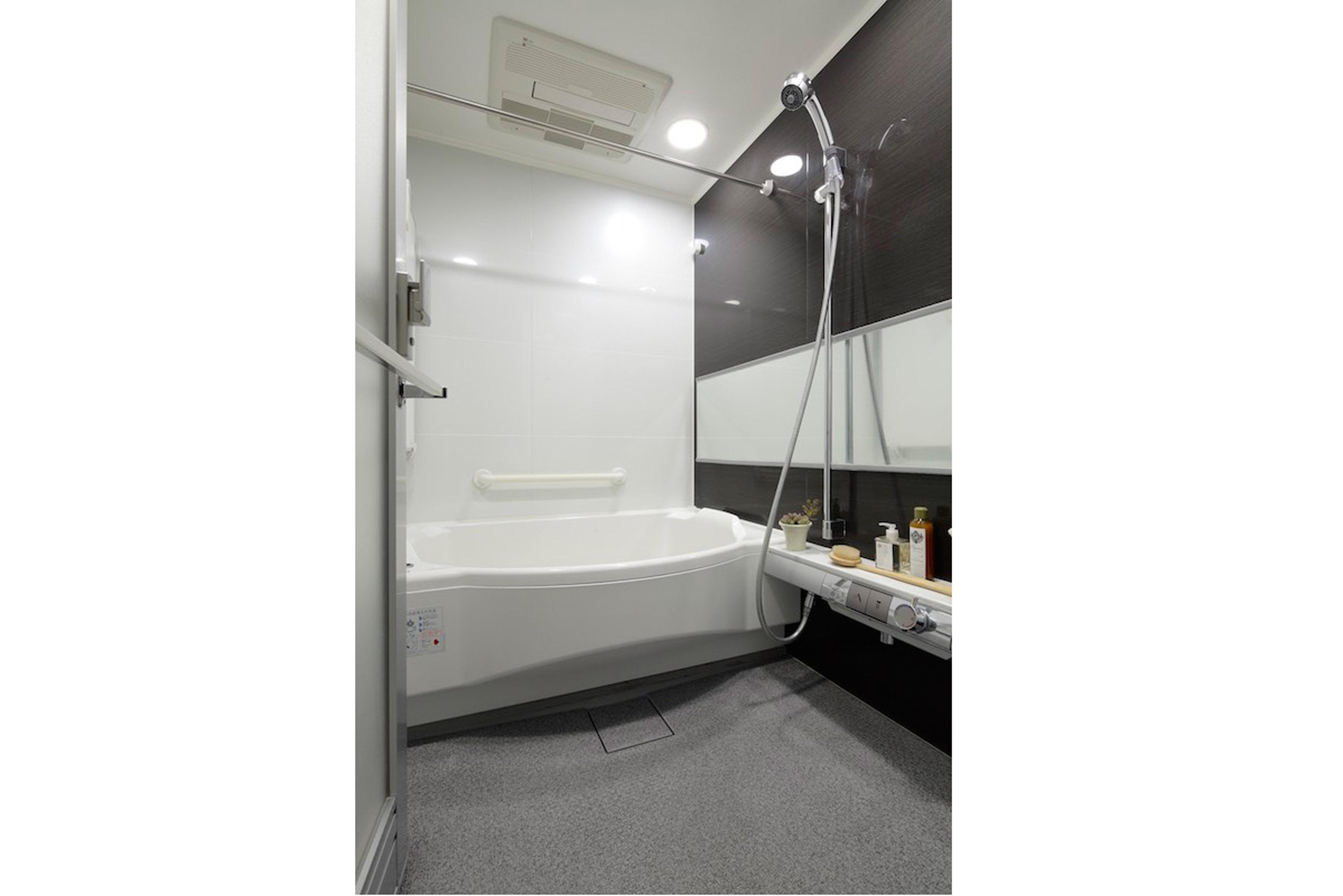 魔法瓶浴槽・フルオートバス・カラリ床・24時間換気乾燥機付 イメージ