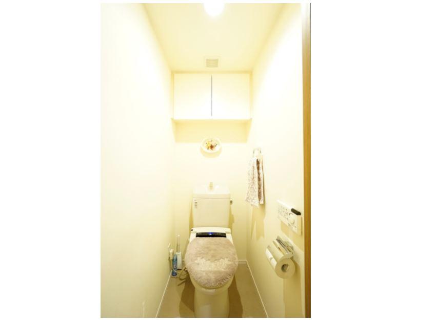 節水型温水シャワートイレ イメージ