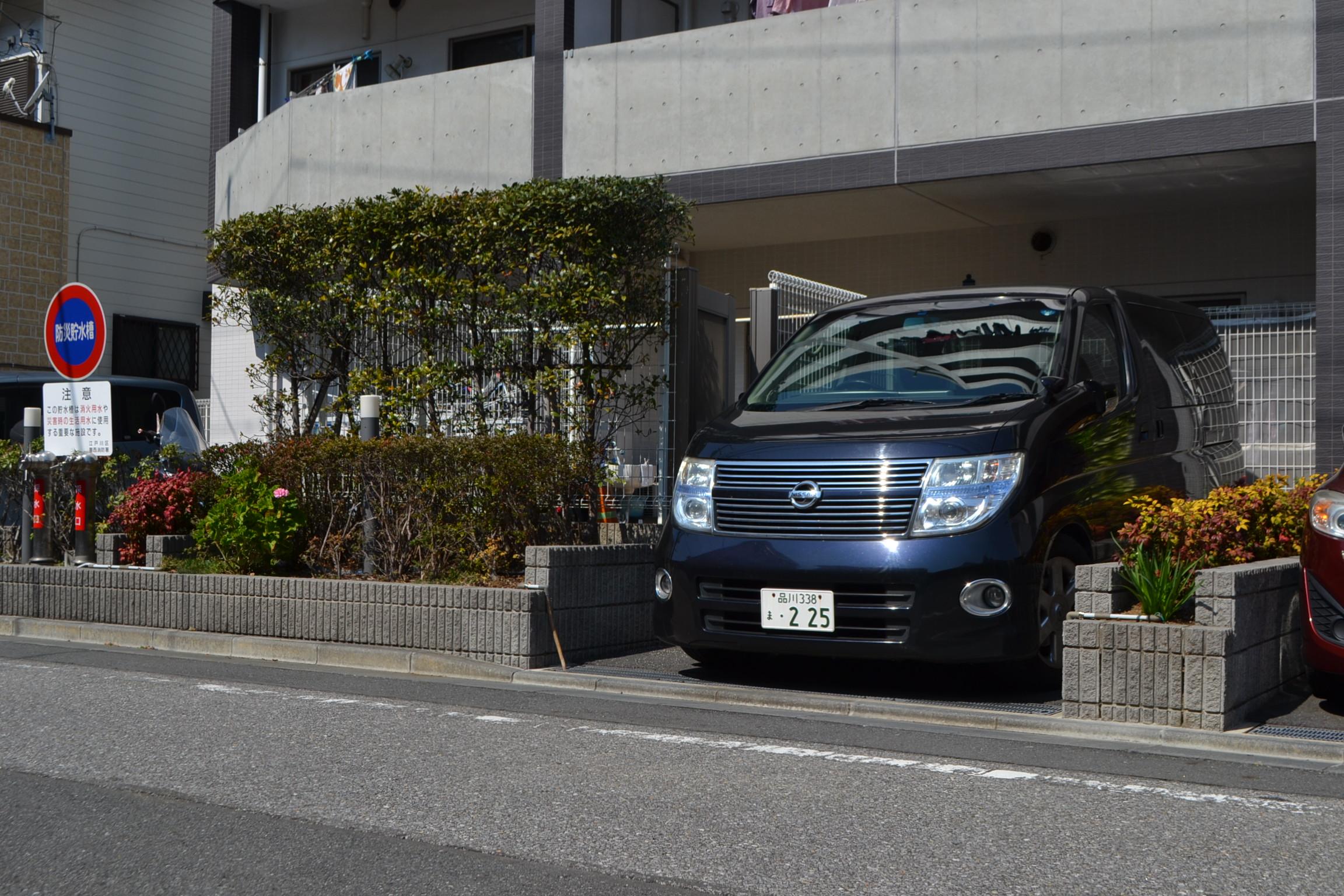 プライベートガーデンに隣接する。専用使用駐車場付き(1台) イメージ