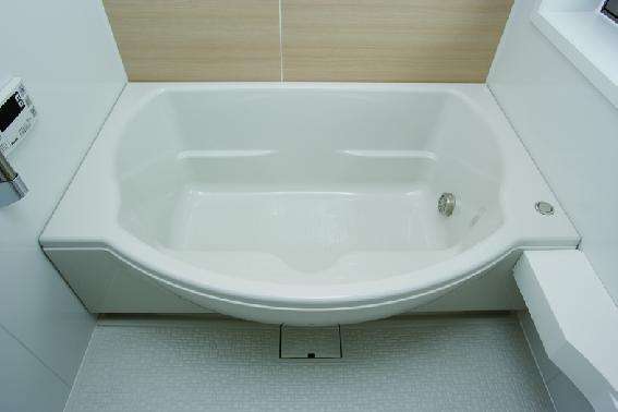 半身浴ワイド浴槽 イメージ