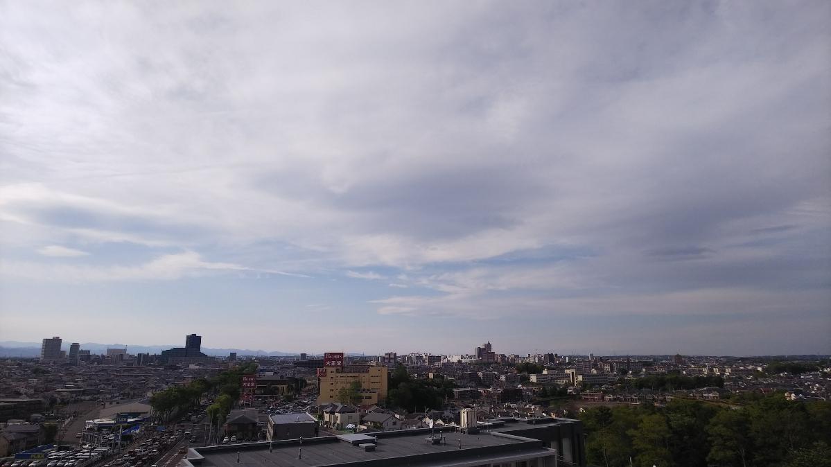 10階バルコニーからの眺望 イメージ