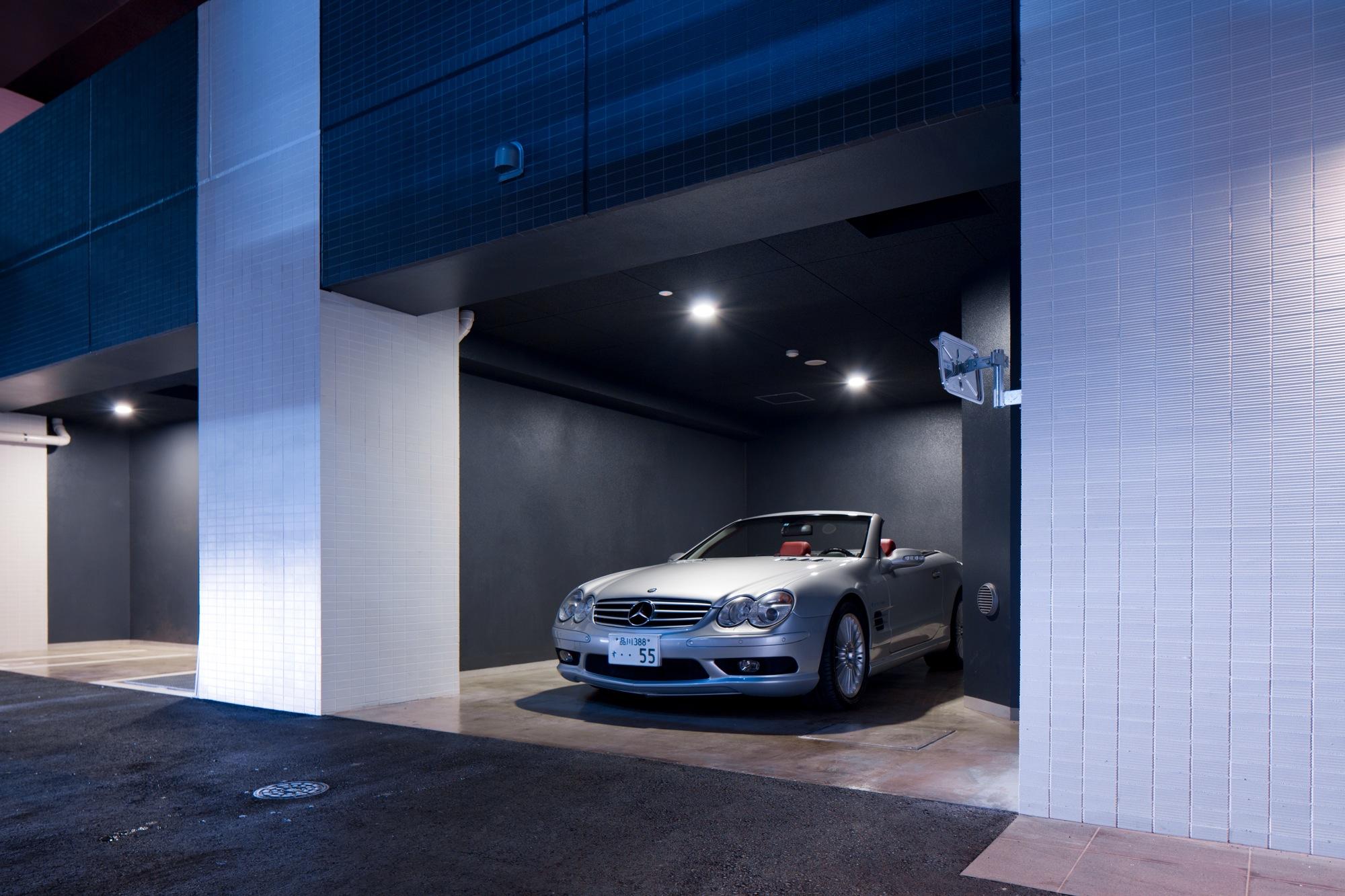 駐車場(2012年9月)撮影 イメージ