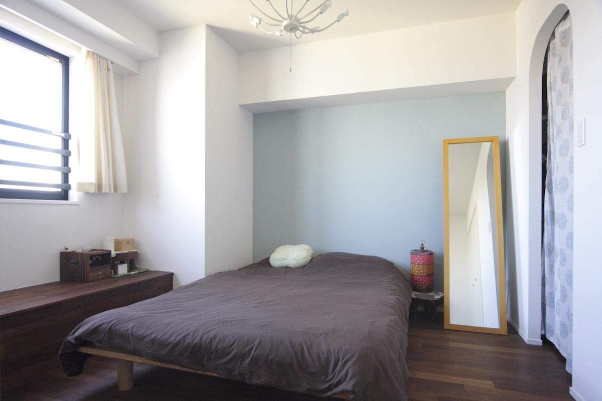 室内(2012年9月)撮影、洋室7、3畳に大型WIC付き イメージ