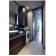 ミーレのビルトイン洗濯機とシーザーストン天板の洗面化粧台 サムネイル
