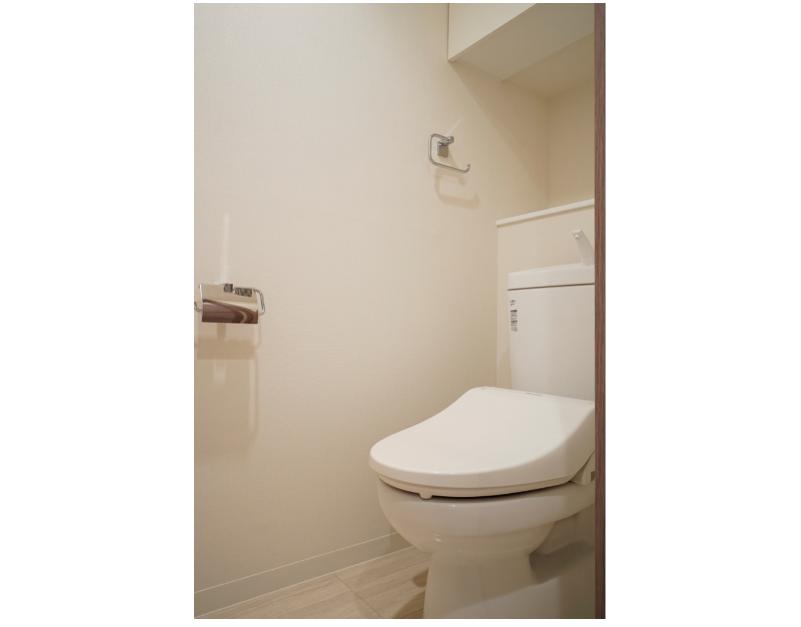 温水機能付きシャワートイレ イメージ