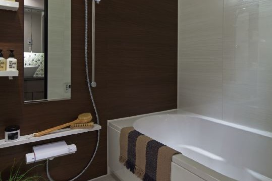 浴室乾燥機もついてる浴室 イメージ